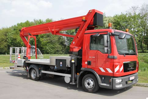 truck mounted cherry picker hire cardiff