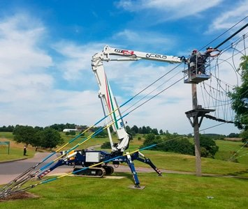 Cherry picker hire cardiff
