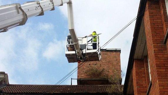 building repairs cardiff