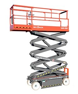 Boom and scissor lift hire cardiff