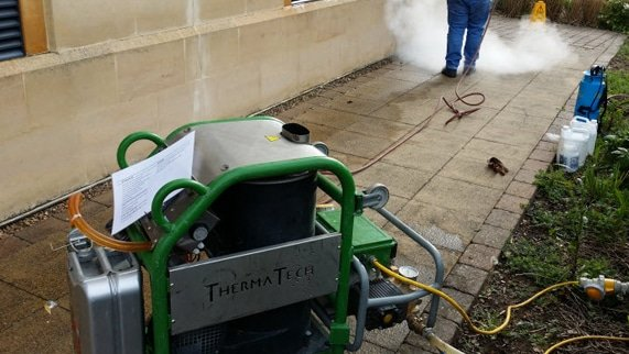 pressure washing services cardiff