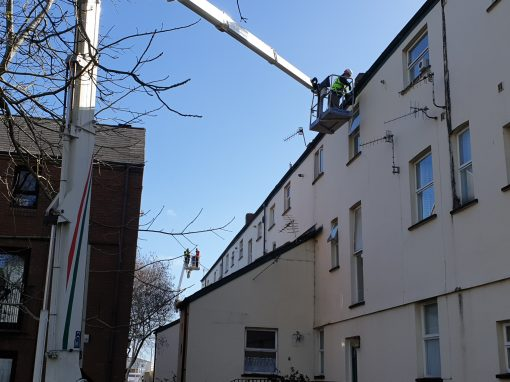 Gutter Cleaning Swansea