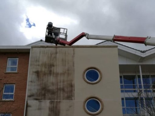 Render Cleaning in Cardiff, Swansea & Bristol | View Our
